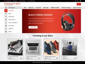 E-commerce Shop Themes