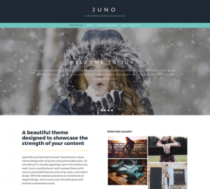Juno Theme