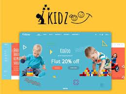 Kidzoo Theme