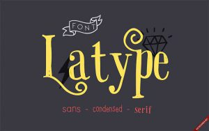 Latype Font