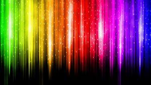Chuyển đổi giữa các màu sắc tươi sáng