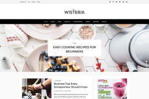 Wisteria Theme