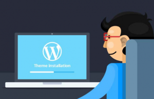 Cài đặt mã nguồn WordPress.
