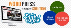 Lựa chọn WordPress để thiết kế website