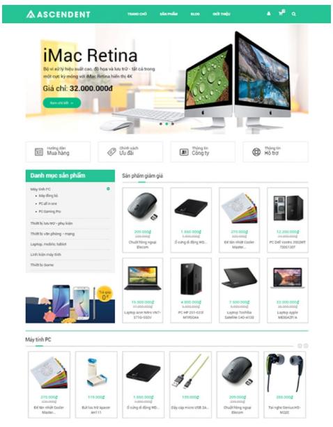bán hàng công nghệ