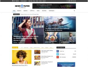 website tin tức