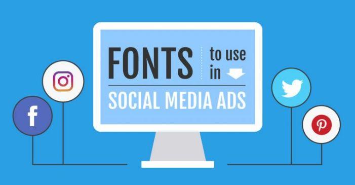 Các font chữ khi thiết kế website nên sử dụng