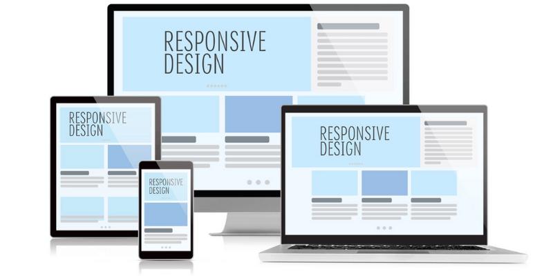 thiết kế responsive