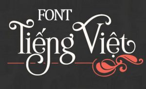 Font Việt Hóa