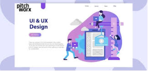Dịch vụ thiết kế website chuẩn UI/UX.