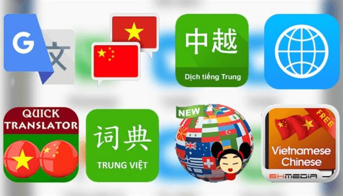 dịch tiếng Trung